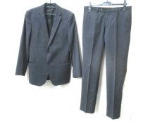 ドルチェアンドガッバーナ シングルスーツ サイズ46 S メンズ 黒