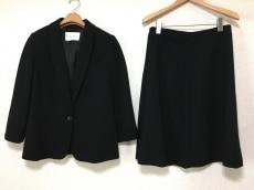 バナナリパブリック スカートスーツ レディース美品  黒
