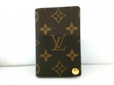 LOUIS VUITTON(ルイヴィトン) カードケース モノグラム美品  M60937