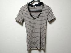 ブルネロクチネリ 半袖セーター レディース美品  ボーダー/フリル
