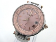 CITIZEN(シチズン) 腕時計美品  XC H240-T018238 レディース ピンク