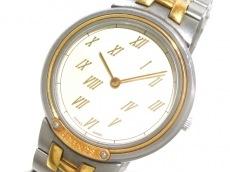 HERMES(エルメス) 腕時計 メテオール - ボーイズ アイボリー