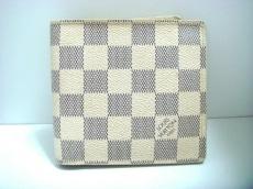 ルイヴィトン 2つ折り財布 ダミエ ポルトフォイユ・マルコ N60018