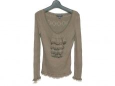 エポカ 長袖セーター サイズ40 M レディース美品  ダークブラウン