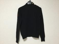 サルバトーレフェラガモ 長袖セーター サイズXS レディース美品  黒
