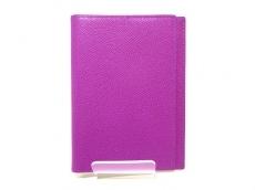 エルメス 財布美品  MC2 マゼラン パスポートケース ヴォーエプソン