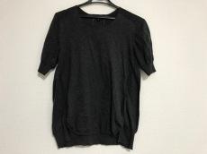 Drawer(ドゥロワー) 半袖Tシャツ サイズ2 M レディース美品  グレー