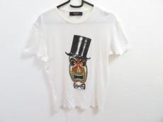 ヴィクター&ロルフ 半袖Tシャツ サイズ46 XL メンズ 白×マルチ