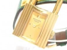 HERMES(エルメス) 腕時計 ケリーウォッチ - レディース 革ベルト/〇Y