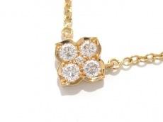 Cartier(カルティエ) ネックレス美品  ヒンドゥ K18YG×ダイヤモンド