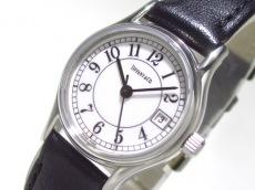 ティファニー 腕時計 クラシック - レディース 革ベルト 白
