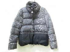 MONCLER(モンクレール) ダウンジャケット レディース美品  豹柄/冬物