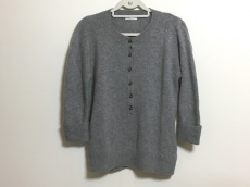 Chloe(クロエ) 七分袖セーター サイズS レディース美品  グレー