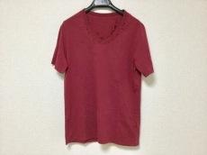マルタンマルジェラ 半袖Tシャツ サイズS レディース ボルドー