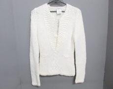 CHANEL(シャネル) 長袖セーター サイズ38 M レディース アイボリー