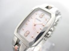 SEIKO(セイコー) 腕時計美品  ティセ 1N01-0PD0/SWFF005 レディース