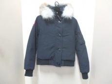 カナダグース ダウンジャケット サイズXS レディース美品  黒