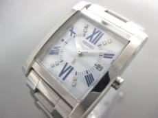 SEIKO(セイコー) 腕時計 ルキア 7N82-0DK0 レディース ボーダー