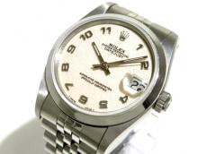 ROLEX(ロレックス) 腕時計 デイトジャスト 68240 レディース 白