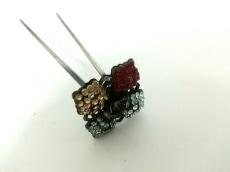 acca(アッカ) アクセサリー 金属素材×ラインストーン