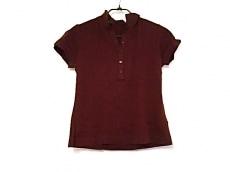 バーバリーロンドン 半袖ポロシャツ サイズ2 M レディース美品