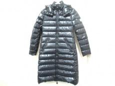 モンクレール ダウンコート サイズ00 XS レディース美品  黒 冬物