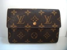 LOUIS VUITTON(ルイヴィトン) 3つ折り財布 モノグラム M61202