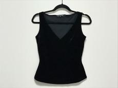フォクシーニューヨーク ノースリーブカットソー サイズ40 M美品  黒