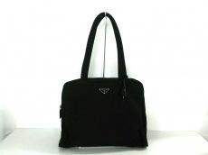 PRADA(プラダ) ビジネスバッグ - 黒 ナイロン