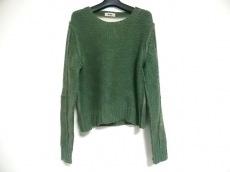 Acne(アクネ) 長袖セーター サイズXS レディース グリーン