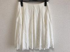 Kiton(キートン) スカート レディース美品  アイボリー