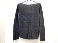CHANEL(シャネル) 長袖セーター サイズ36 S レディース 黒×ベージュ