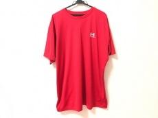 UNDER ARMOUR(アンダーアーマー) 半袖Tシャツ メンズ レッド