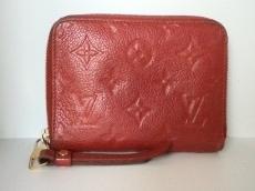 ルイヴィトン 2つ折り財布 モノグラム・アンプラント M60295