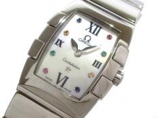 オメガ 腕時計美品  コンステレーション クアドレラ ミニ 1584.79