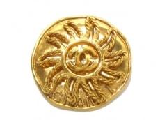 CHANEL(シャネル) ブローチ 金属素材 ゴールド