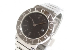 BVLGARI(ブルガリ) 腕時計 ブルガリブルガリ BB26SS レディース 黒