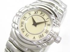 ピアジェ 腕時計 タナグラ 16031M401D レディース 金無垢 アイボリー