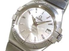 オメガ 腕時計美品  コンステレーション 123.10.35.20.02.001 メンズ
