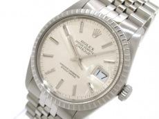 ROLEX(ロレックス) 腕時計 デイトジャスト 16030 メンズ シルバー