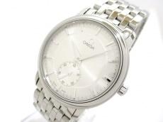 OMEGA(オメガ) 腕時計 デビルプレステージ 4520.31 メンズ シルバー