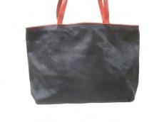 ボッテガヴェネタ ショルダーバッグ - - 黒×ブラウン