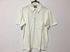 HERMES(エルメス) 半袖ポロシャツ メンズ美品  白