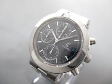 シチズン 腕時計 XC 0560-H22871 レディース クロノグラフ 黒