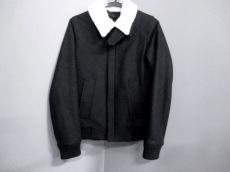 ディオールオム ブルゾン サイズ42 M メンズ美品  黒×アイボリー