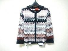 MISSONI(ミッソーニ) アンサンブル レディース美品  黒×白×ピンク