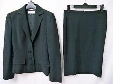 ドルチェアンドガッバーナ スカートスーツ サイズ38 S レディース 黒