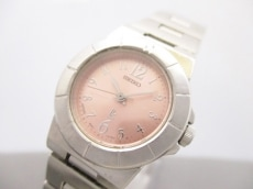 SEIKO(セイコー) 腕時計美品  4N21-1130 レディース ピンク