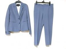 バナナリパブリック レディースパンツスーツ レディース美品  ブルー