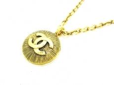 CHANEL(シャネル) ネックレス 金属素材 ゴールド